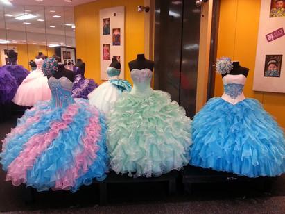 Tiendas de vestidos para quinceaneras Chicago